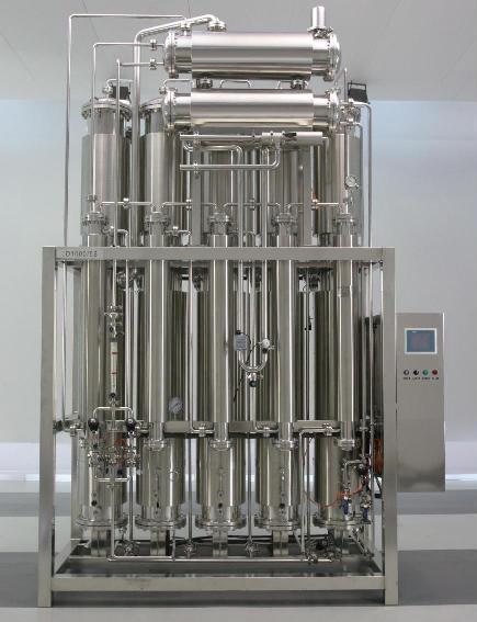 解放军304医院多效蒸馏水机医用多效蒸馏水机